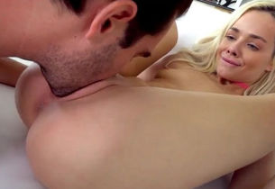 Wonderful teeny Elsa Jean luvs to suck..