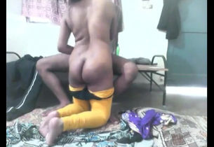 Muslim Brutha and  Romp in Apartment..
