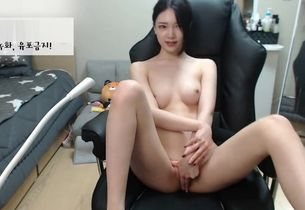 Wondrous Korean Blowjob Display Meaty..