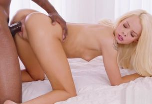 BLACKED Elsa Jean Covets Big black cock
