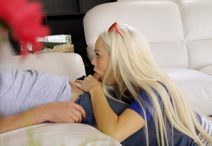 Valentines day made my little girl..