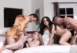 Teenager stunner group sex Fresh Yr..