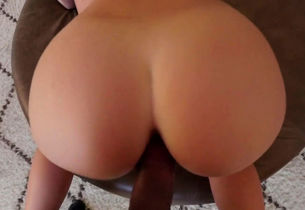 Stepsister with thick  doesn't want D