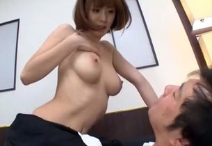 Chinese mega-slut Yuma Asami in..
